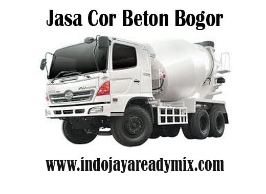 Jasa Cor Beton Bogor