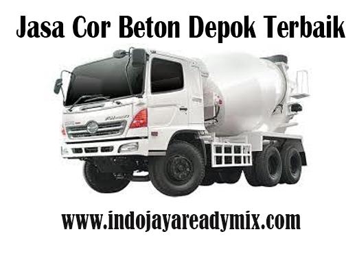 Jasa Cor Beton Depok