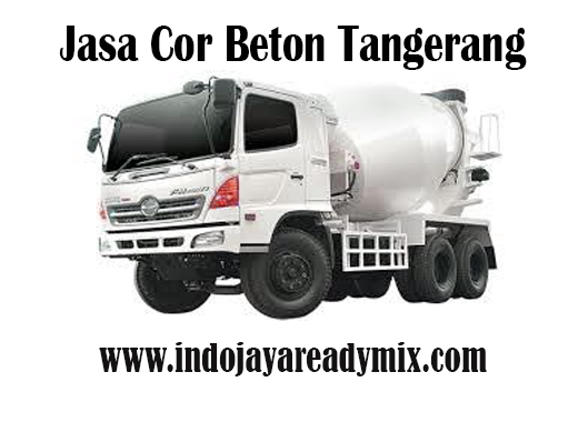 Jasa Cor Beton Tangerang
